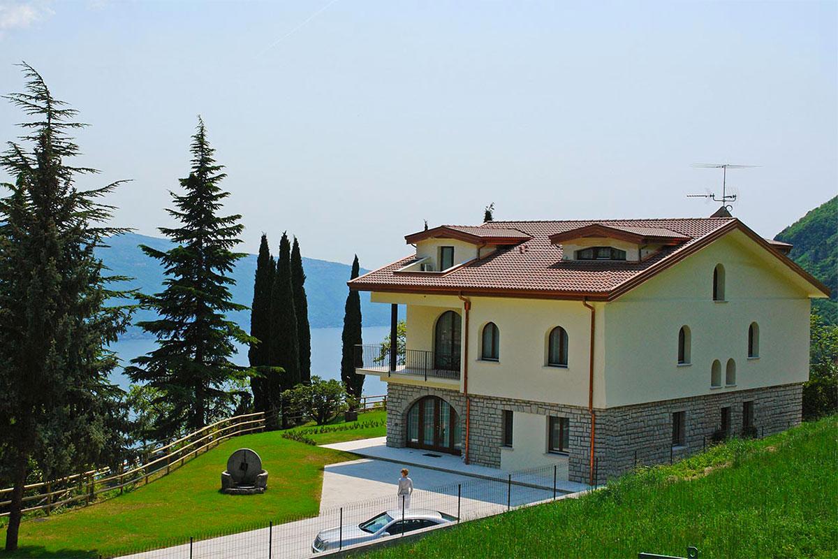 Villa San Valentino, Tignale