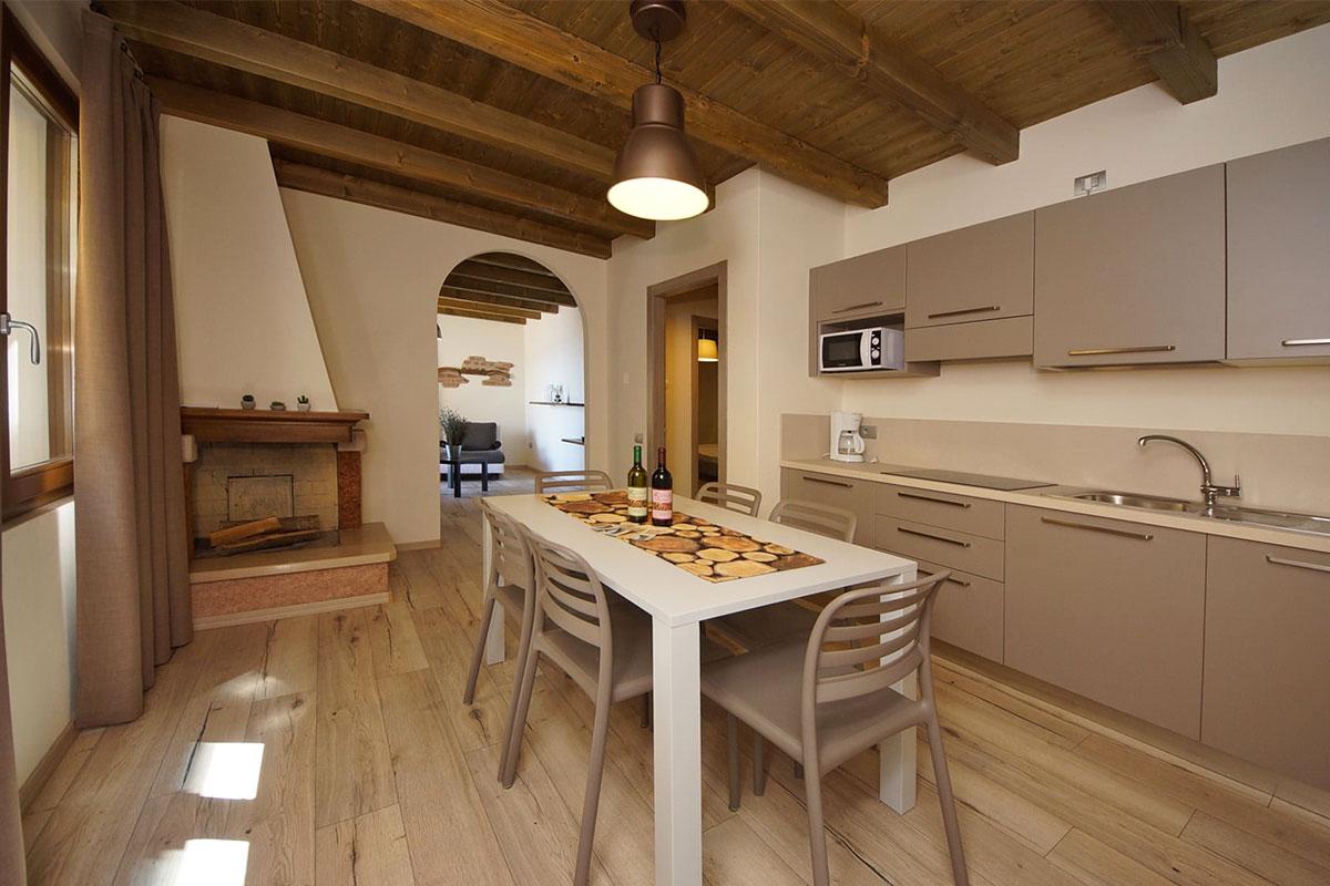 Appartamenti Al Terrazzo, interno