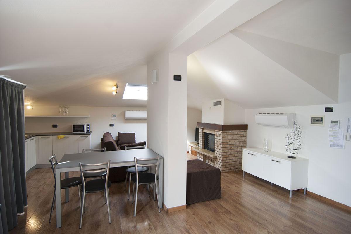 Appartamenti Al Terrazzo, soggiorno
