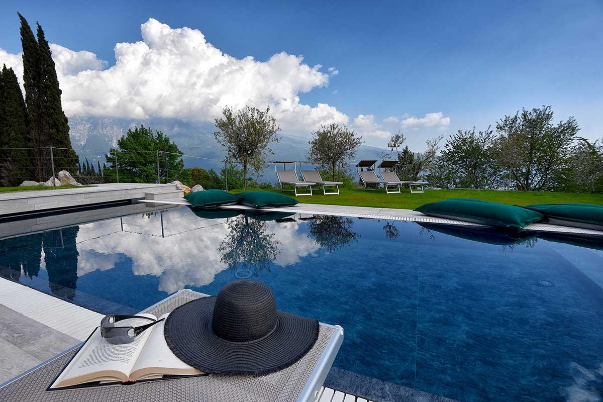 Verdeulivo, appartamento sul lago di Garda