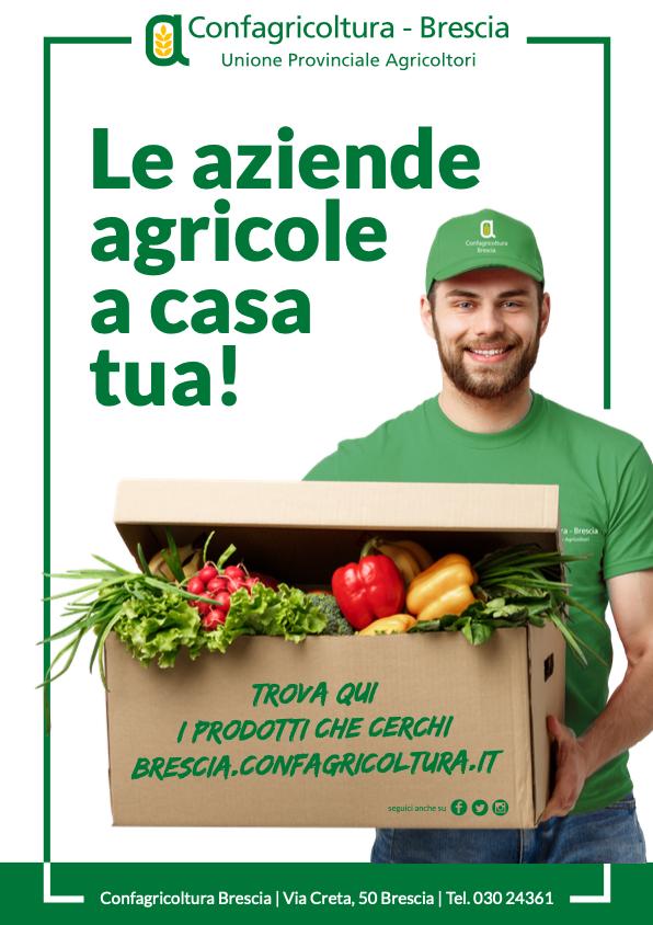 Iniziativa Aziende Agricole a casa tua - Brescia