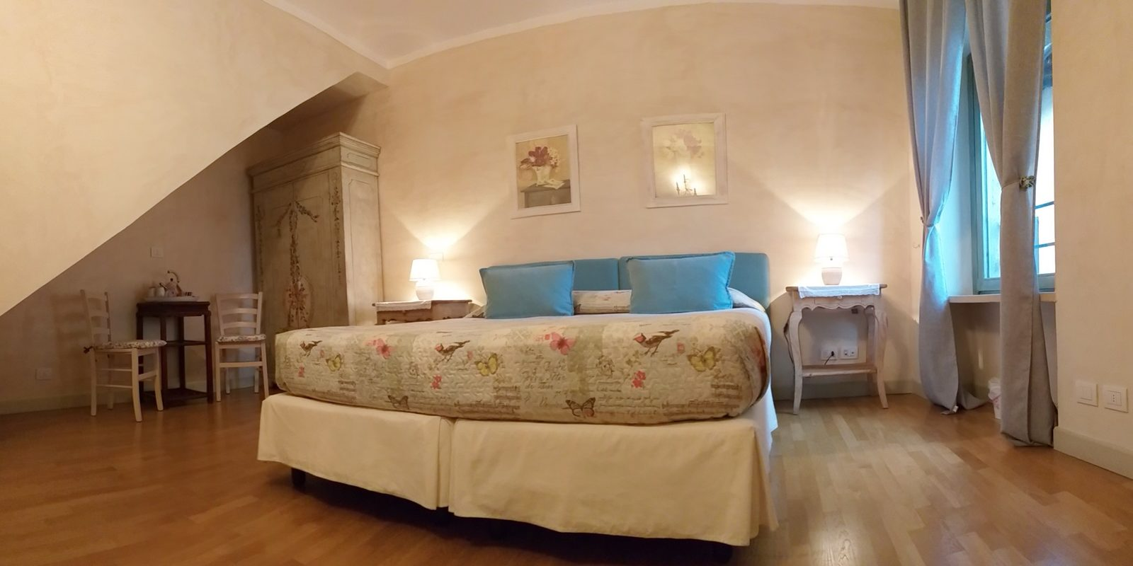 Camera matrimoniale, Garni del Gardoncino