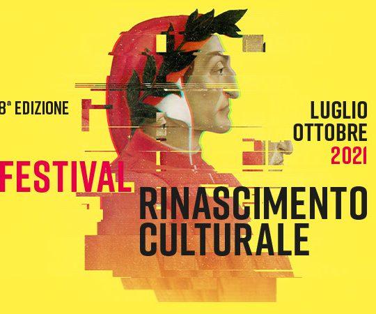 Logo festival Rinascimento Culturale 2021