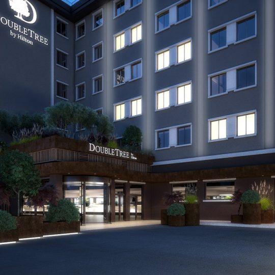 Hotel Hilton, Brescia