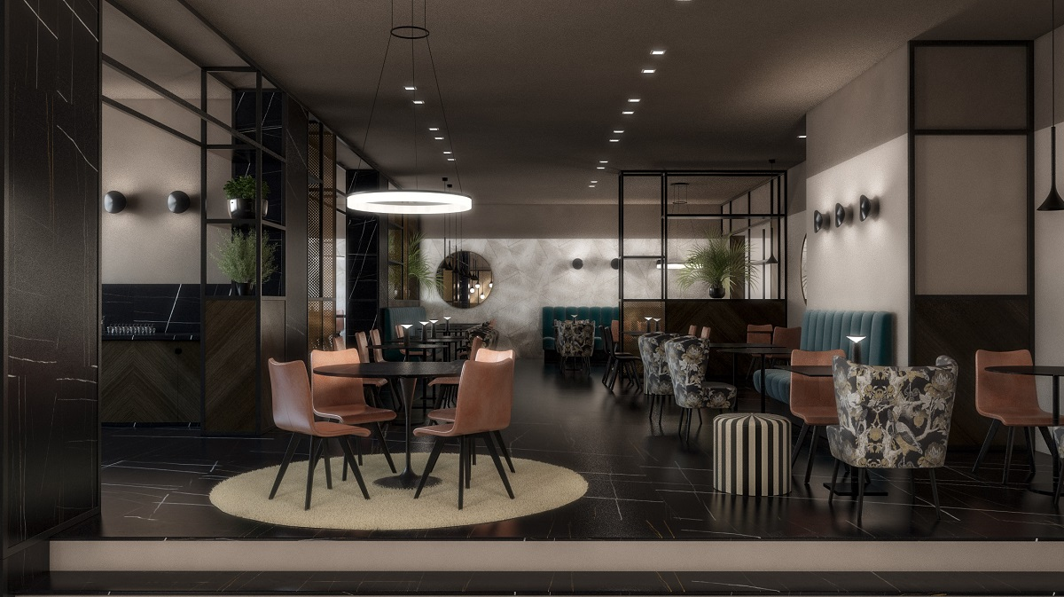 Hotel Hilton Brescia, bar