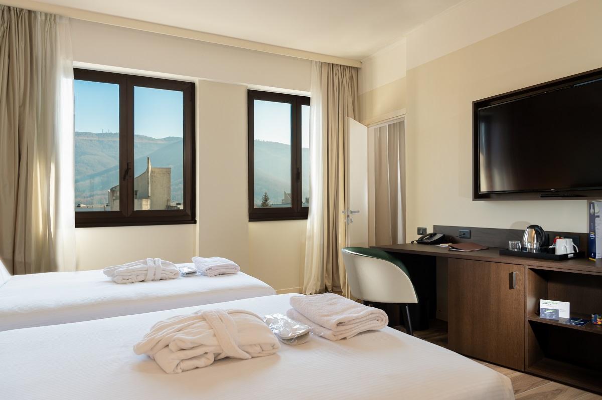 Hotel Hilton Brescia, camera