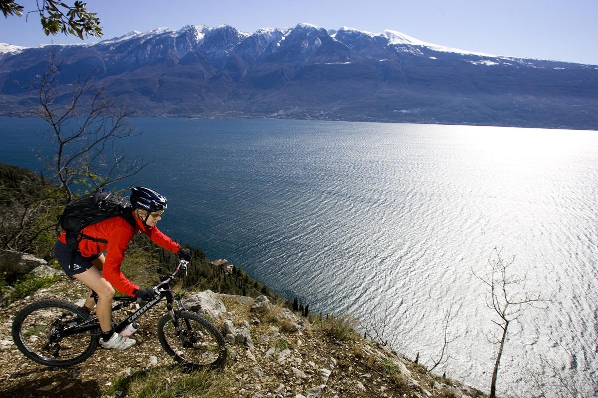 Tignale, Lake Garda (Italy)