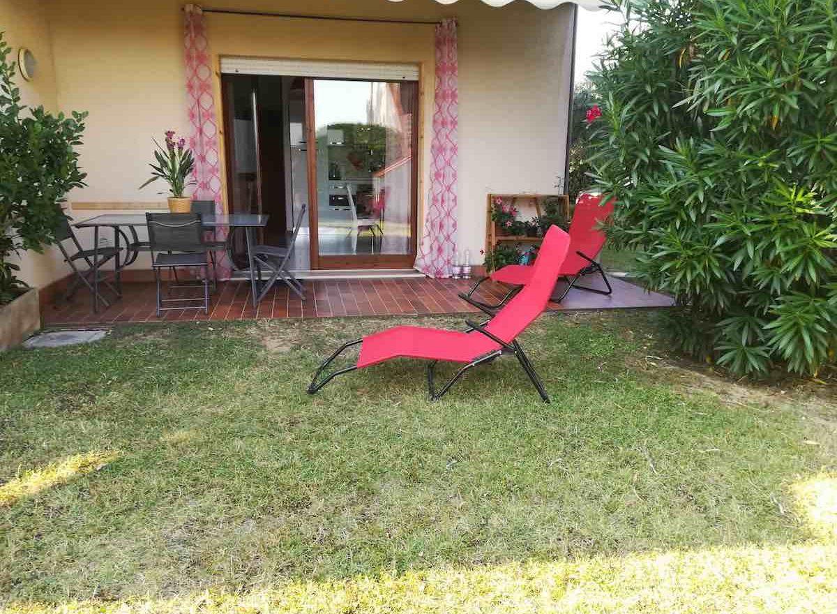 Prato Verde Residence, esterno appartamento Girasole