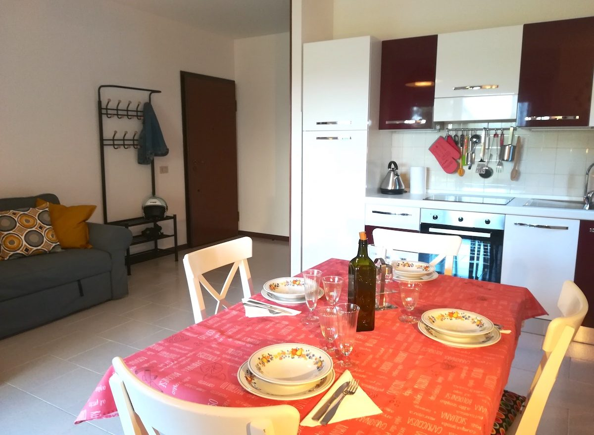 Prato Verde Residence, interno appartamento Girasole