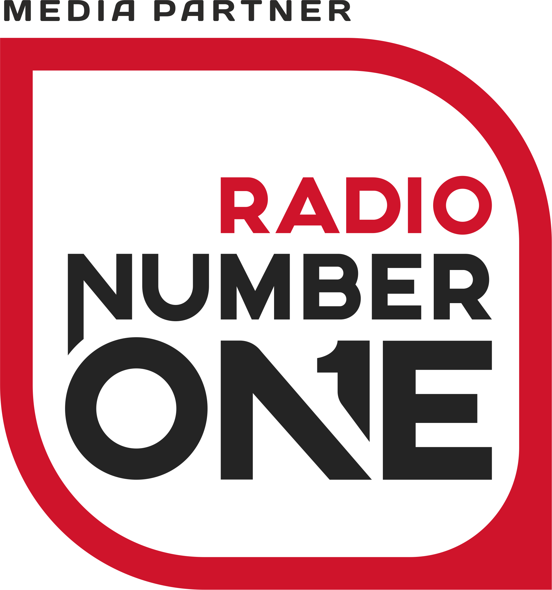 Logo Radio Number 1