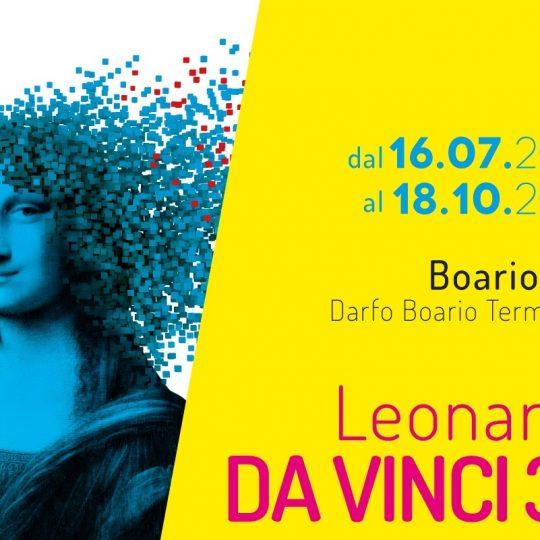 Mostra Leonardo 3D, Boari Fiere