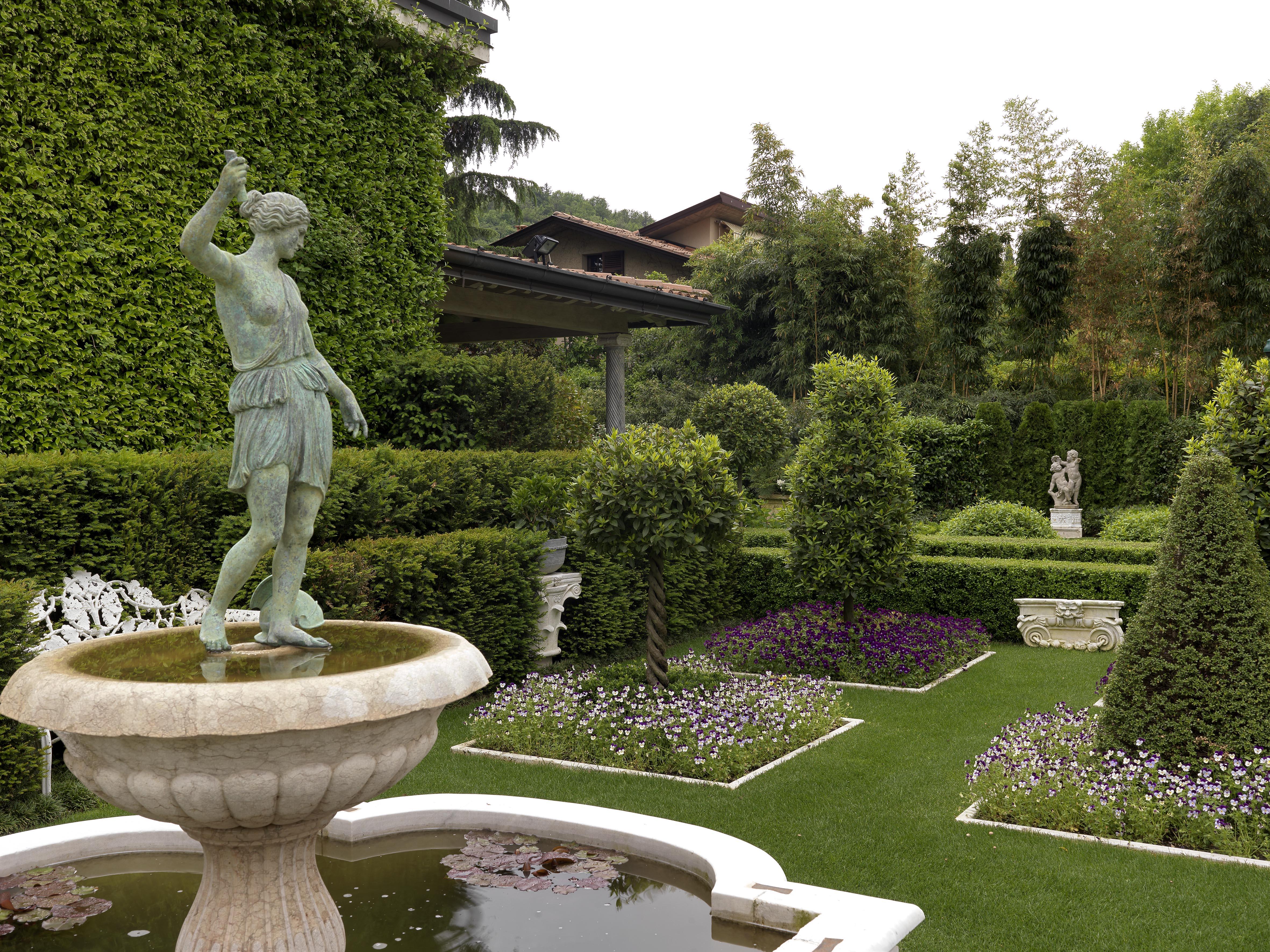 Casa Museo Zani Brescia - giardini