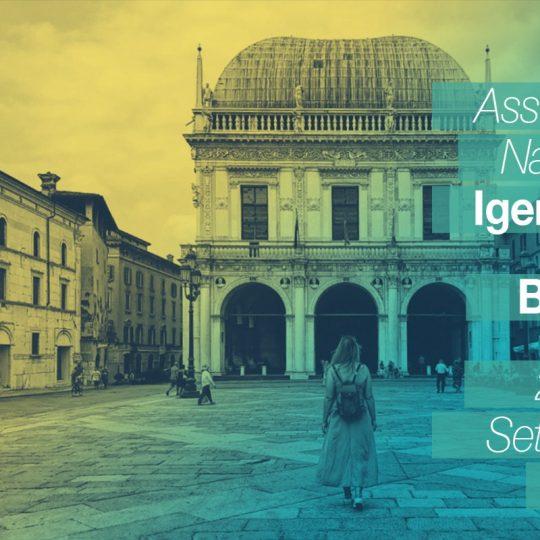 VIII Assemblea IgersItalia a Brescia