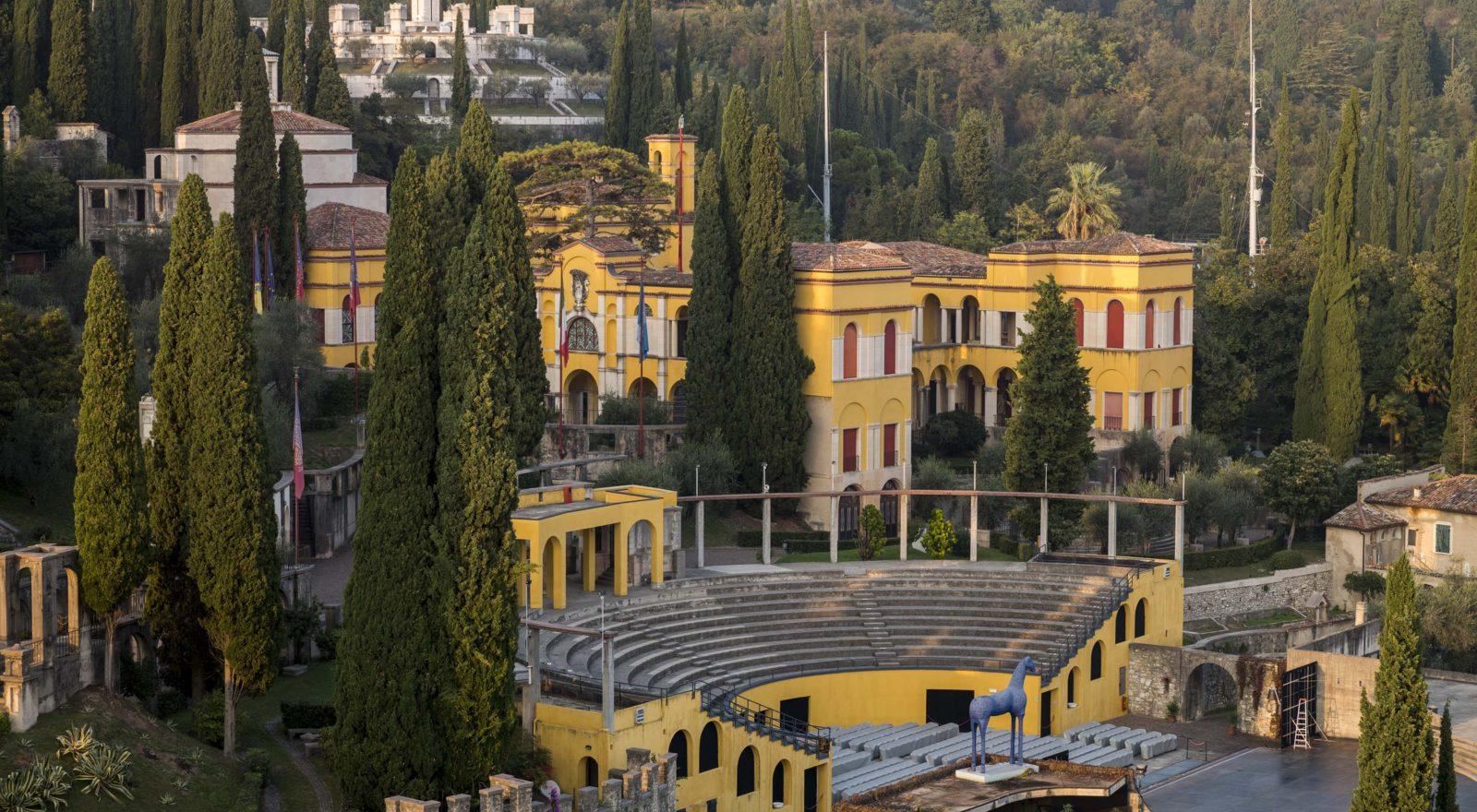 Vittoriale degli Italiani, Gardone Riviera