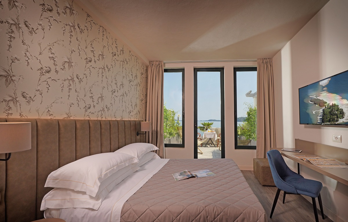 Camera, Hotel Du Lac, Gardone Riviera