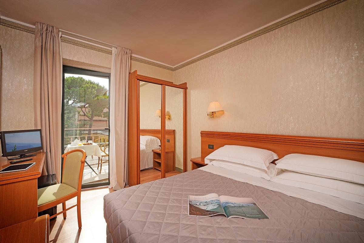 Hotel Du Lac, Camera