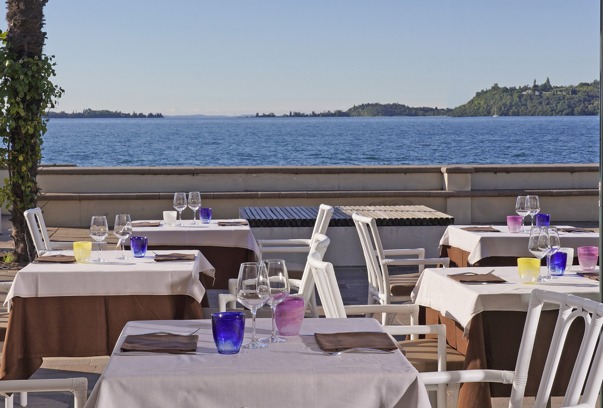Ristorante Hotel Du Lac, Gardone Riviera