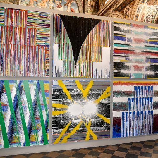 Mostra Baldeweg, Museo di Santa Giulia