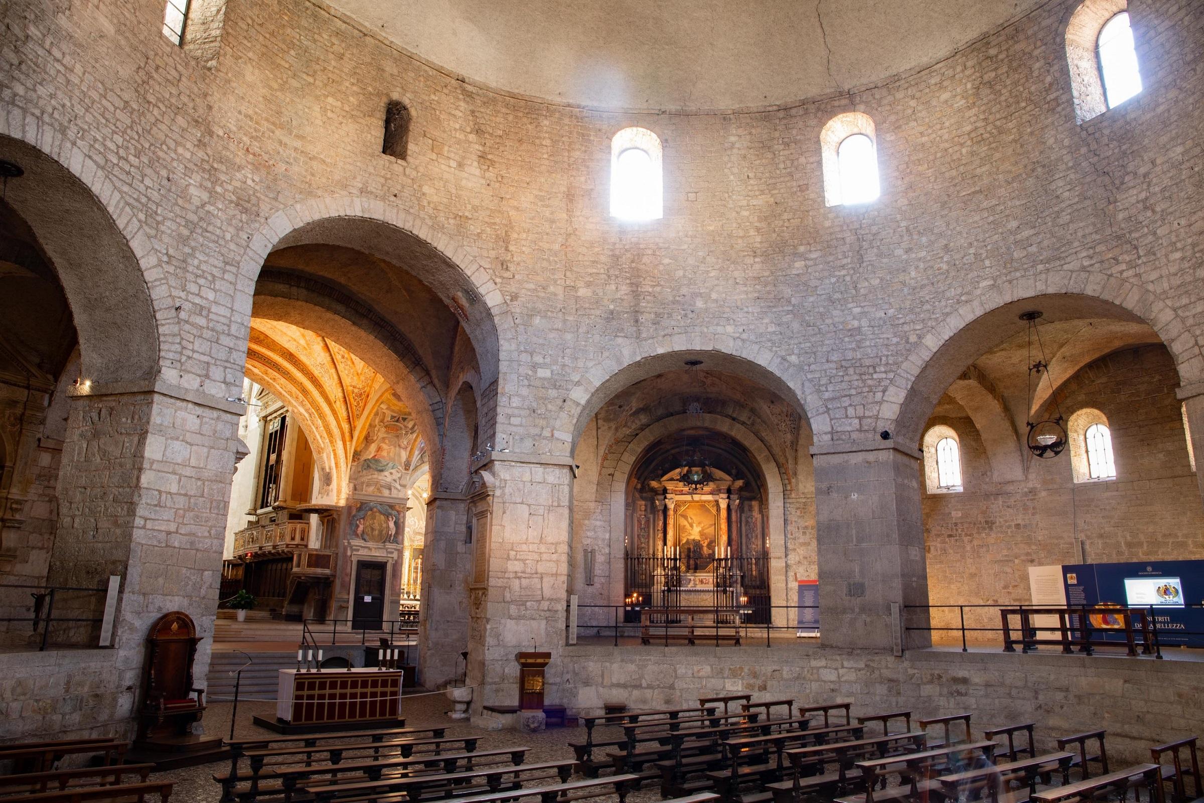Duomo Vecchio, Brescia