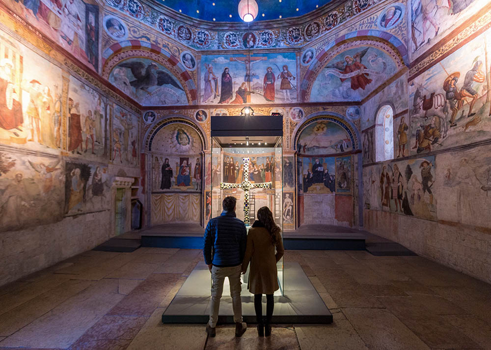 Santa Maria in Solario, Museo di Santa Giulia