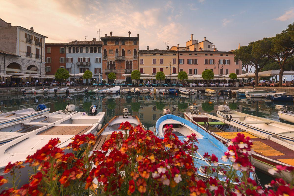 Il Porto Vecchio di Desenzano del Garda