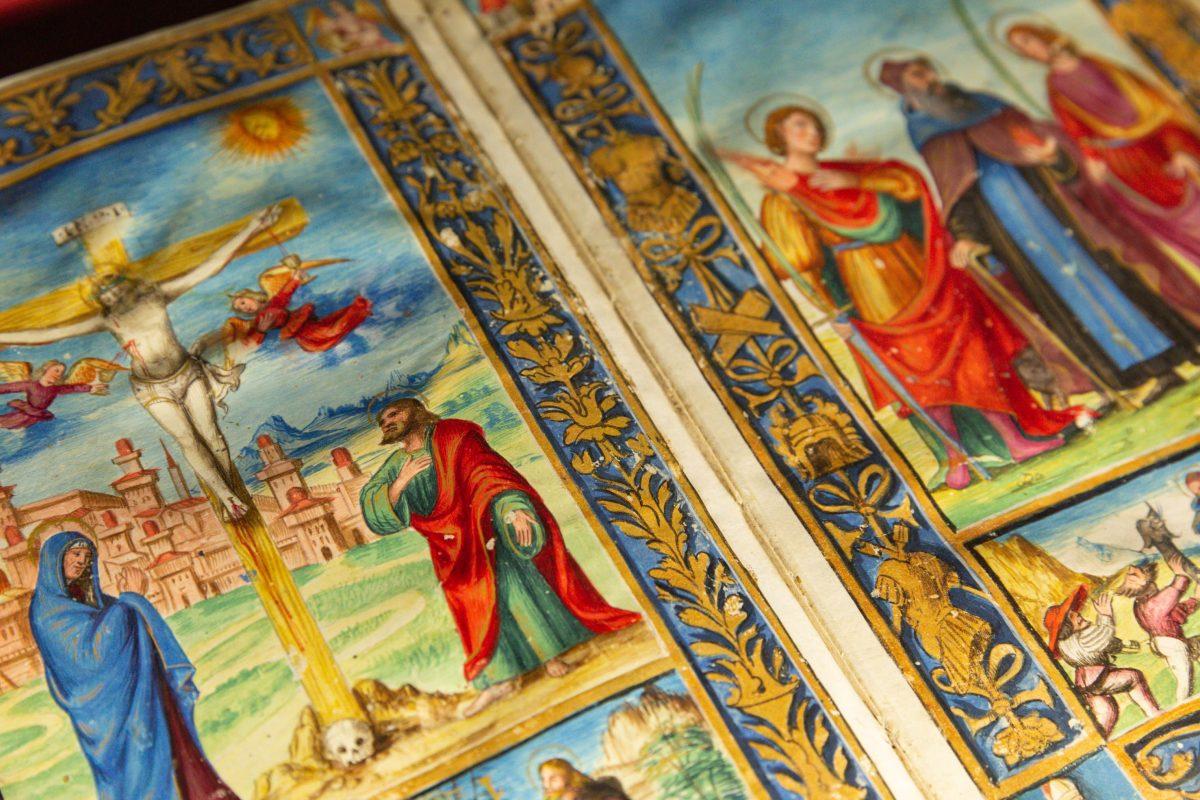 Codice Miniato del Museo Diocesano a Brescia