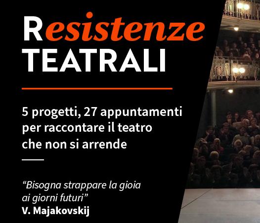 Locandina resistenze teatrali - small