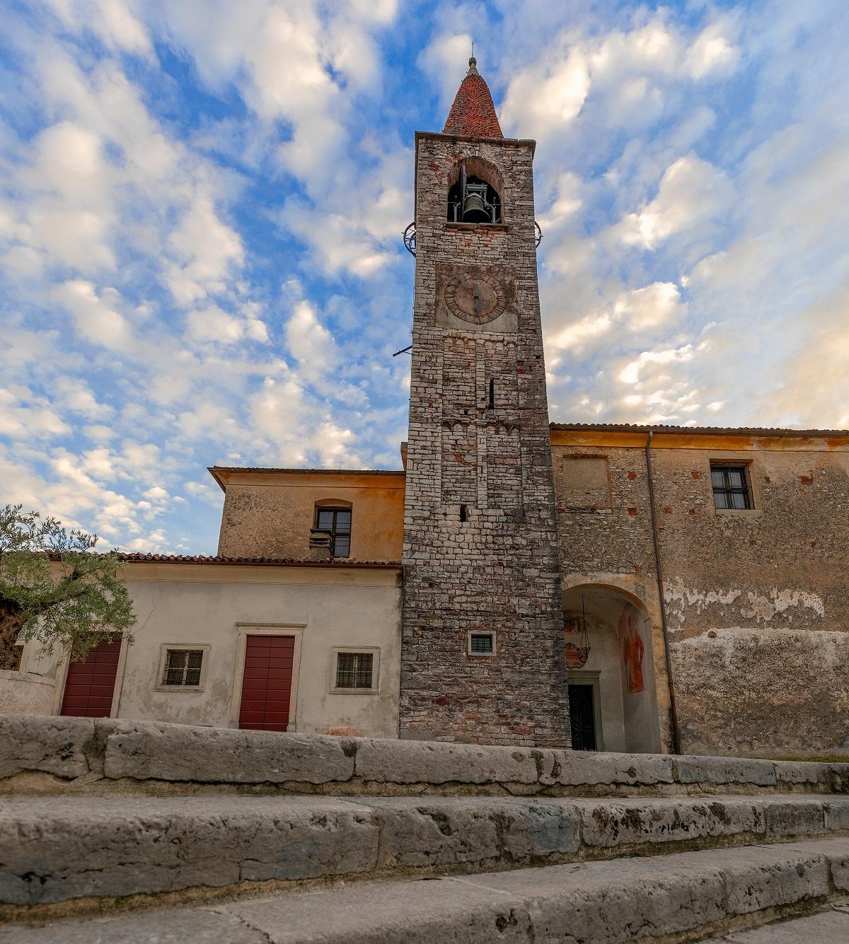 Chiesa di San Giovanni Battista a Tremosine