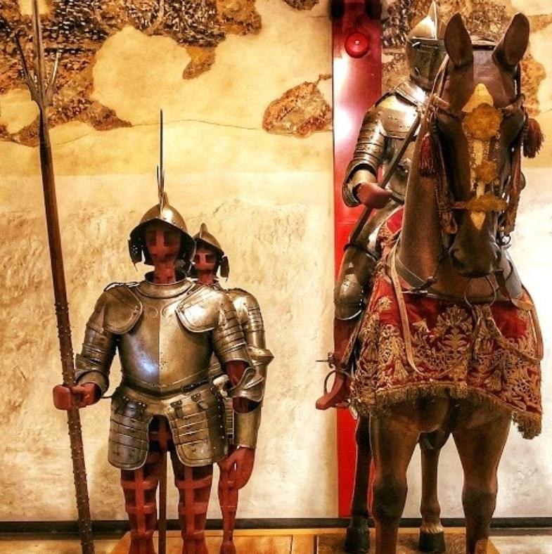 Museo delle Armi Brescia - evento con curatori