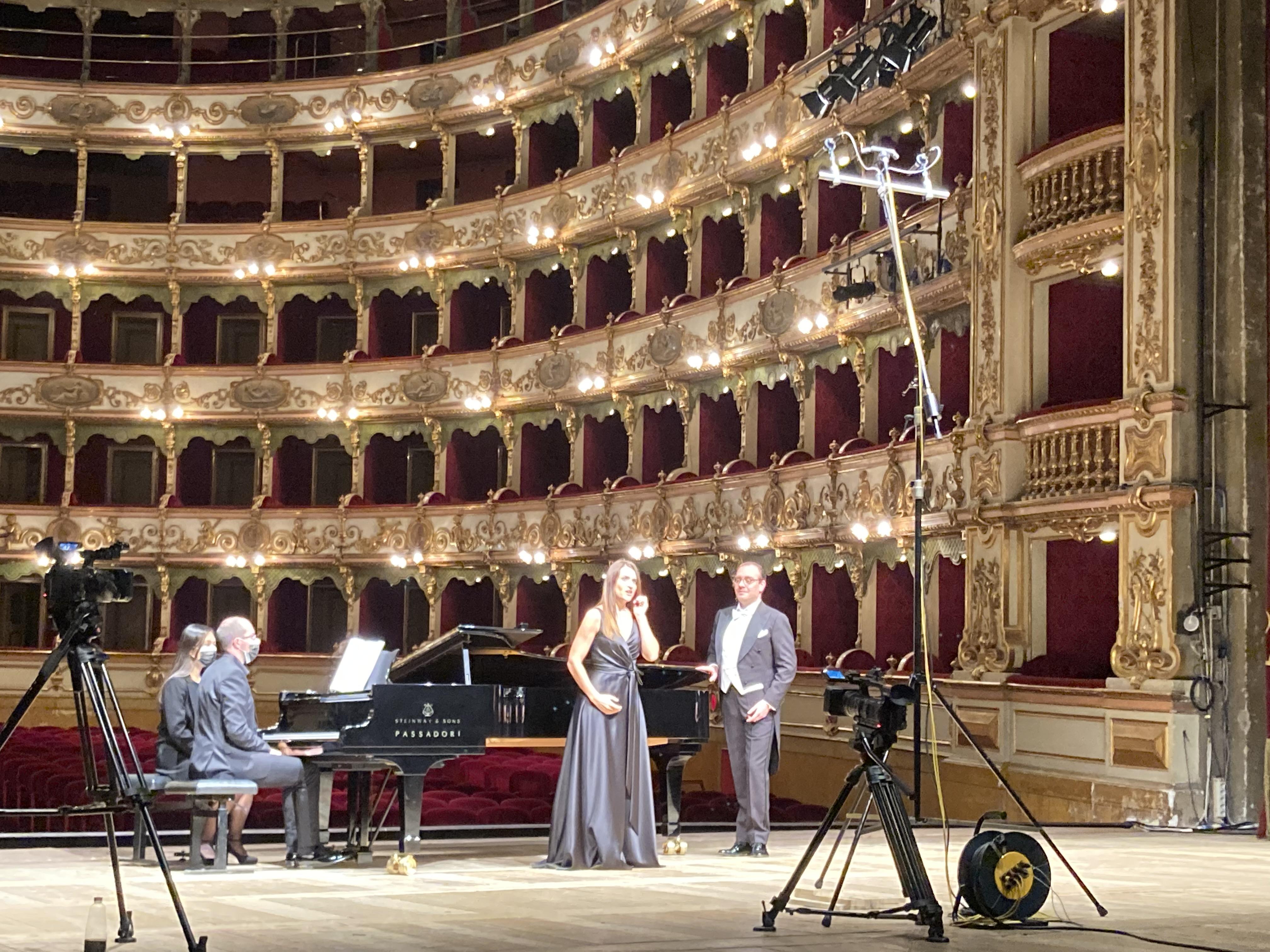 Teatro Grande Brescia - palinsesto web & tv