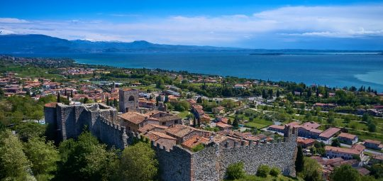 Castello di Padenghe in Valtènesi