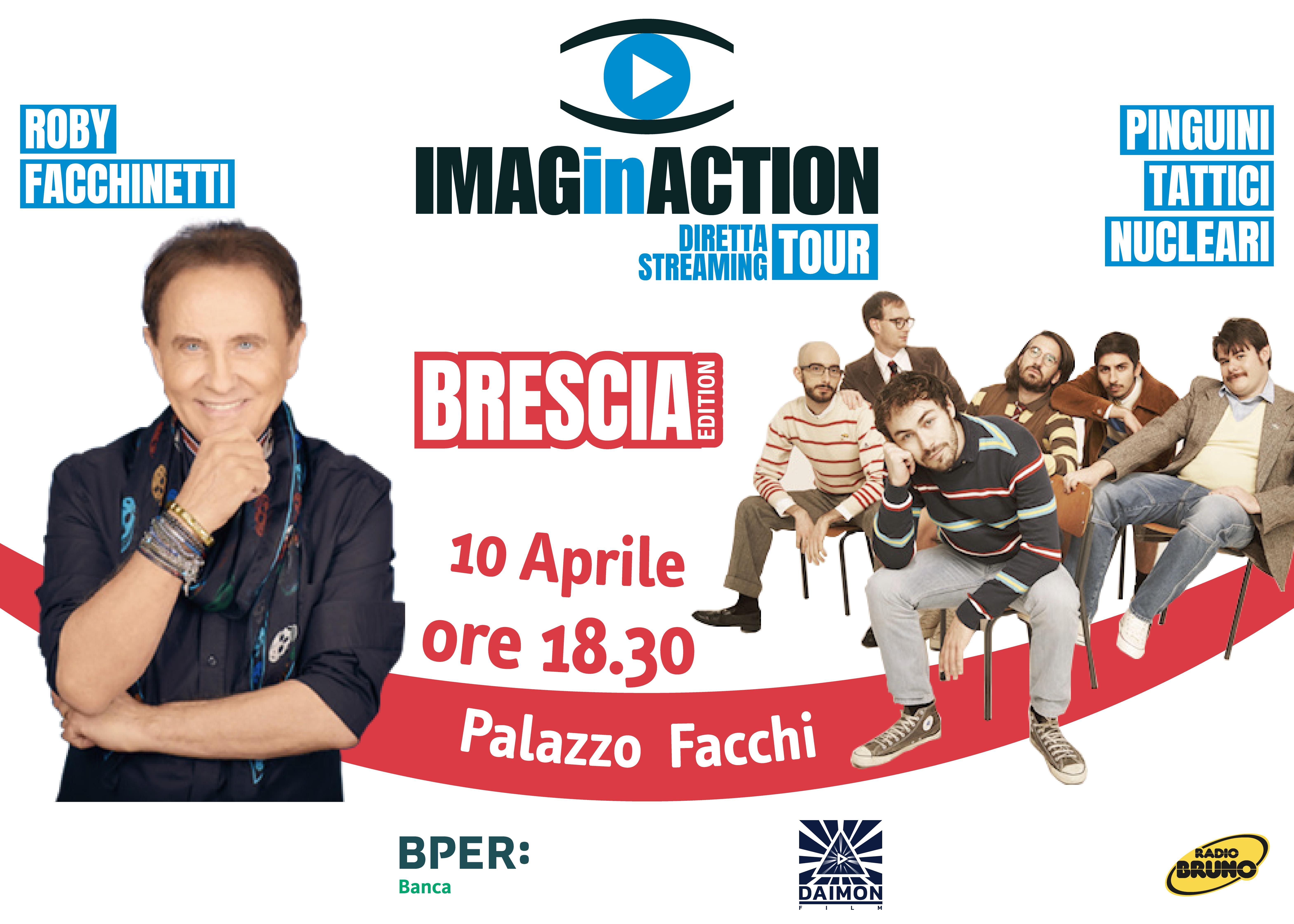 IMAGinACTION in tour 2021 - tappa di Brescia