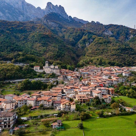 Cerveno, Valle Camonica, panorama