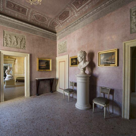 Palazzo Tosio, Brescia, Ph: Fotostudio Rapuzzi
