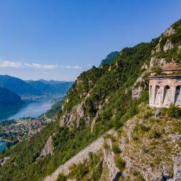 Rocca di Anfo, Lago d'Idro