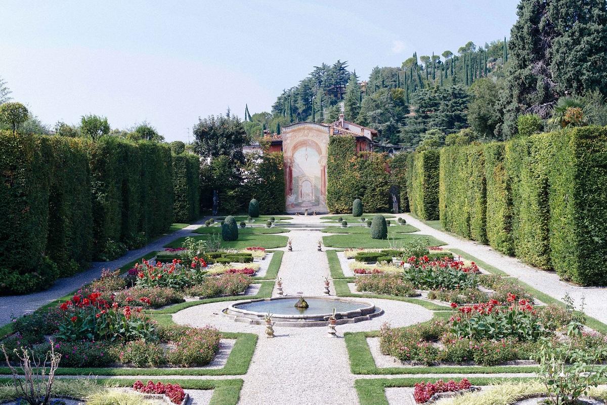 Gussago Palazzo Averoldi Togni
