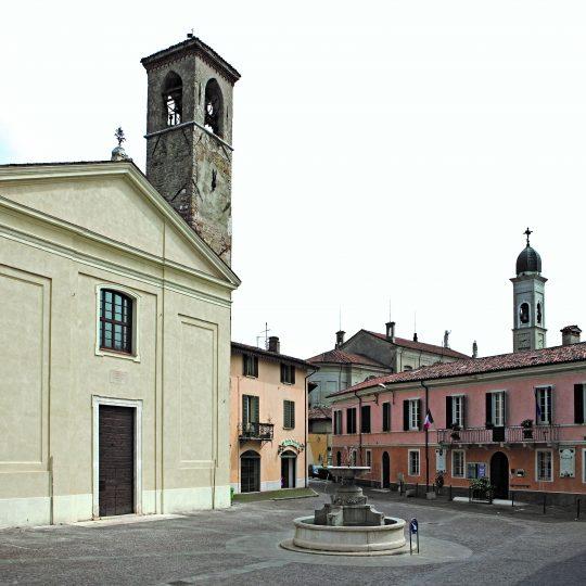 Piazza San Lorenzo - Gussago