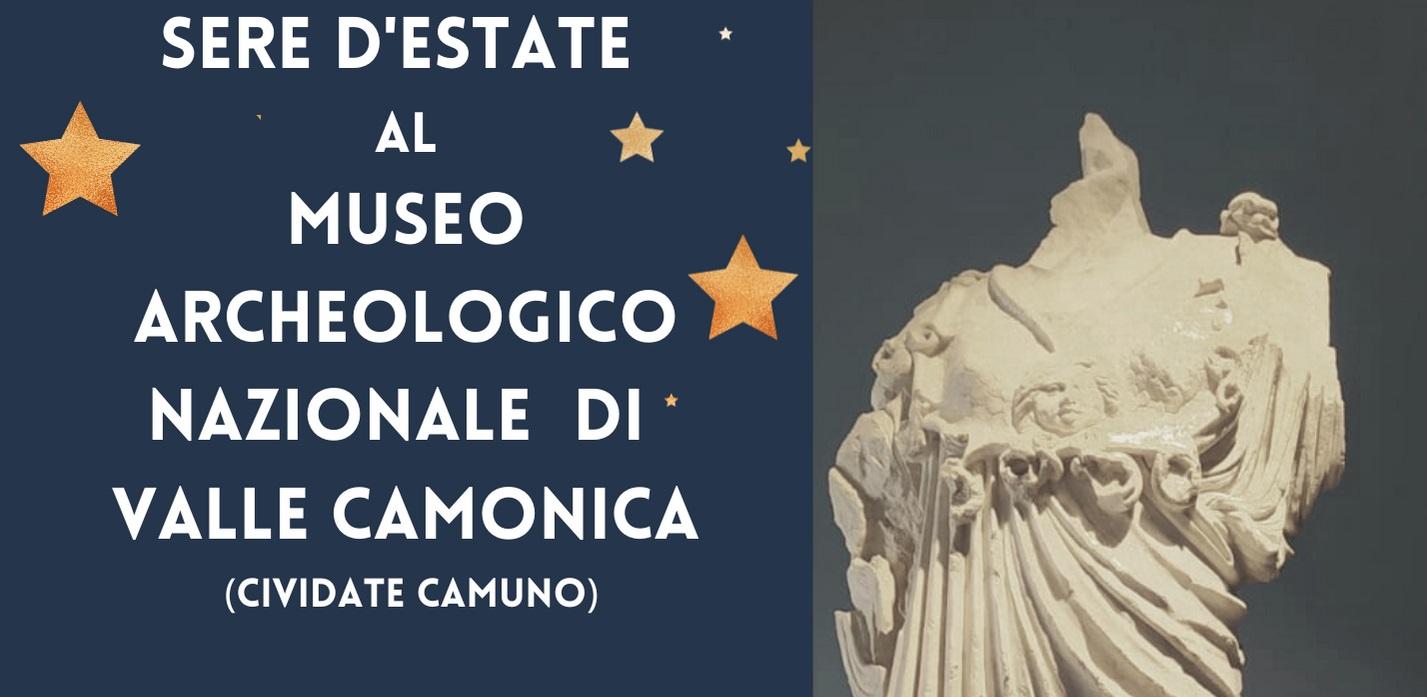 Visite guidate Museo Archeologico Cividate Camuno