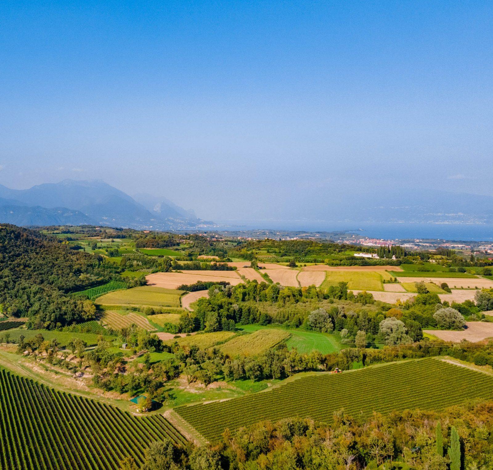 Valtènesi, lago di Garda
